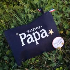 Pochette Super Papa France