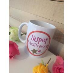 Mug Super Maîtresse Eté 2020
