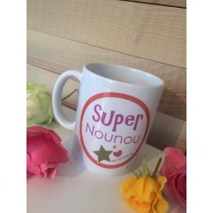 Mug Super Nounou Eté 2020