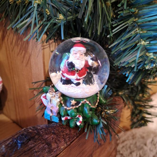 Boule à Neige Père Noël (GPA)