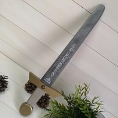 Epée Grandes Médiévales ref 411 (50cm)