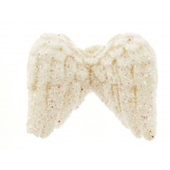 8 ailes d'anges blanches