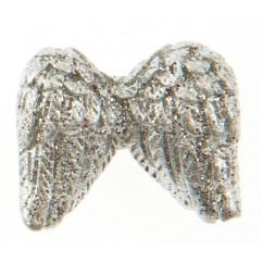 8 ailes d'anges argent
