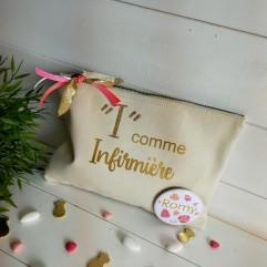 """Grande Trousse """"I"""" comme Infirmière"""