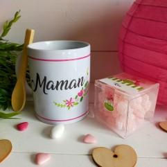 Mug Maman et bonbon