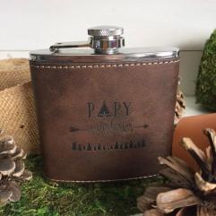 Flasque Papy Aventurier