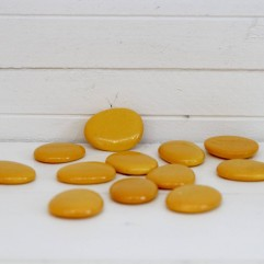 12 galets orange