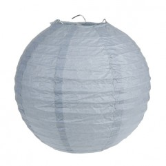 Lanterne 50 Cm Grise