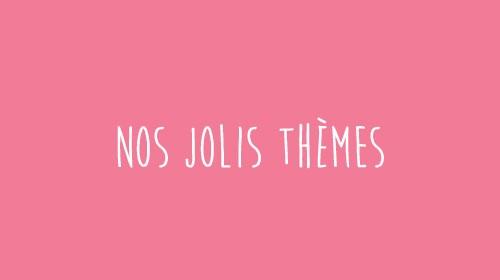 Themes Deco Bapteme Les P Tites F Es
